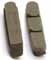 Brake pads for carbon rims (Koolstop) -- Click to enlarge