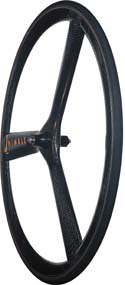 Front wheel -- Click to see enlarged wheelbody images